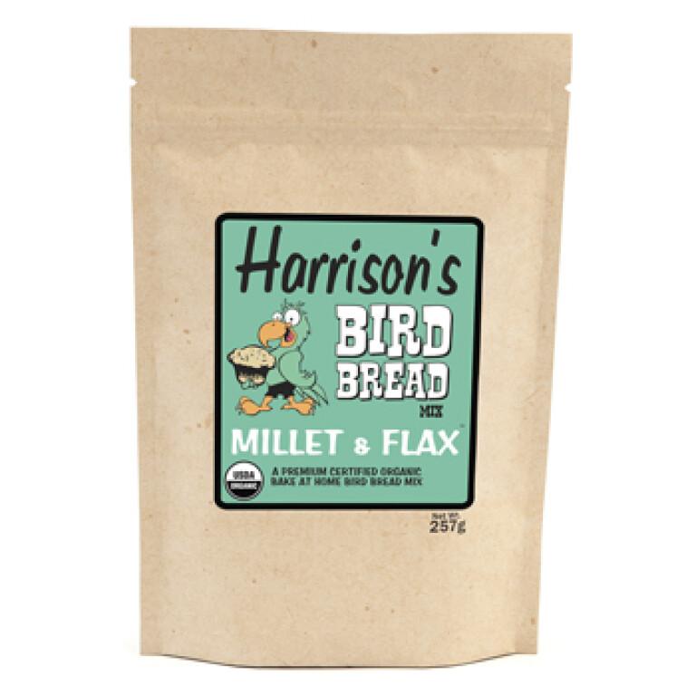 Bird-bread-Millet