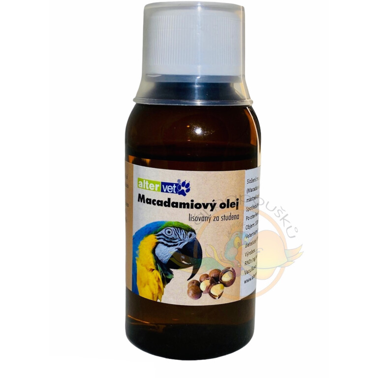 Makadamiovy-olej