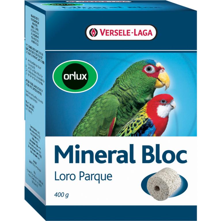 Mineral-bloc