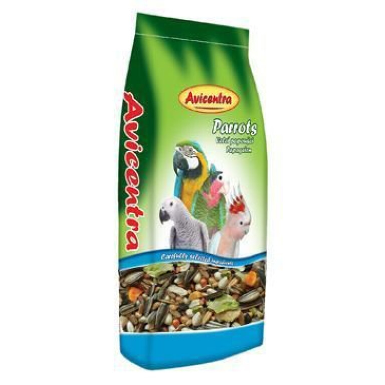 Avicentra-Classic-menu-velky-papousek-15kg