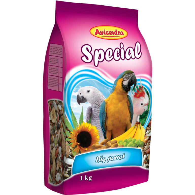 Avicentra-Special-velky-papousek-1kg