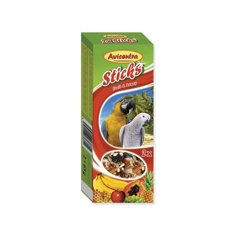 Avicentra-Tycky-pro-velke-papousky-s-ovocem-a-medem