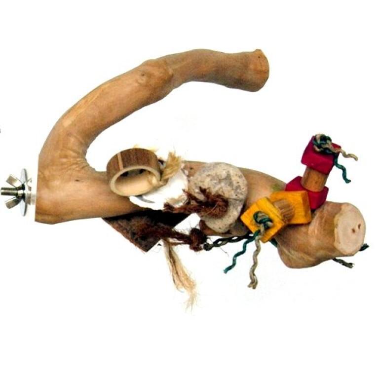 Bidlo-ze-dreva-kavovniku-s-hrackou-a-brusnym-kamenem-XL