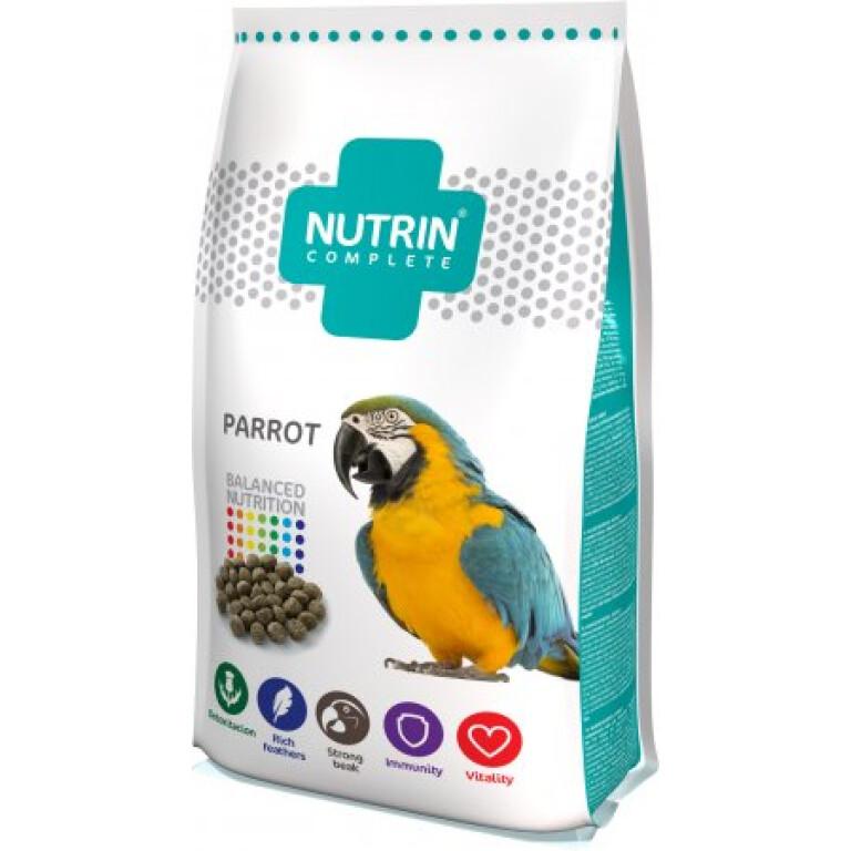NUTRIN-Complete-papousek-750g-granule