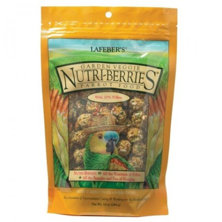 Nutri-Berries-Garden-Veggie-Parrot