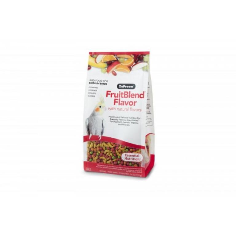 ZuPreem-FruitBlend-Medium-200g