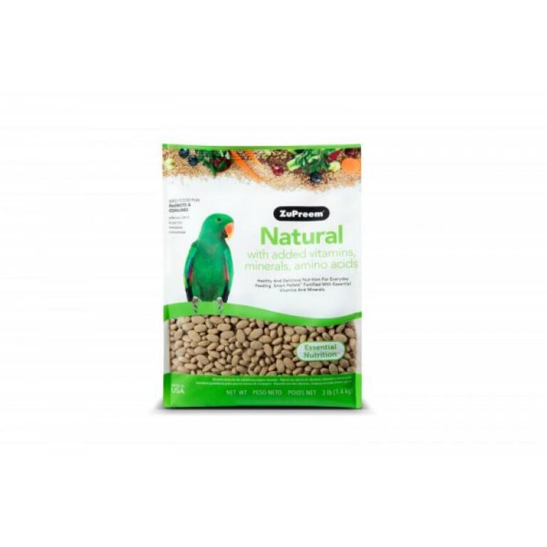 ZuPreem-Natural-stredni-papousek-136kg